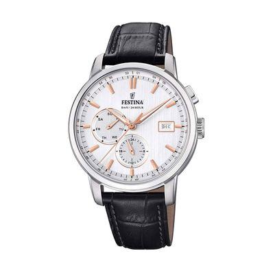 Reloj-para-Caballero-Festina-Timeless-Negro-F20280-1-W
