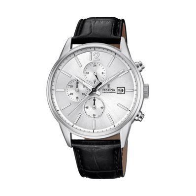 Reloj-para-Caballero-Festina-Timeless-Negro-F20284-1-W