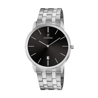 Reloj-para-Caballero-Festina-Classic-Plata-F6868-3-W