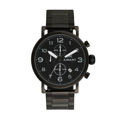 Reloj-para-Caballero-Aimant-Rotterdam-Acero-Inoxidable-Black-GRO-210S1-11-W