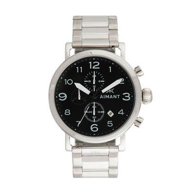 Reloj-para-Caballero-Aimant-Rotterdam-Acero-Inoxidable-Silver-GRO-210SS-1S-W