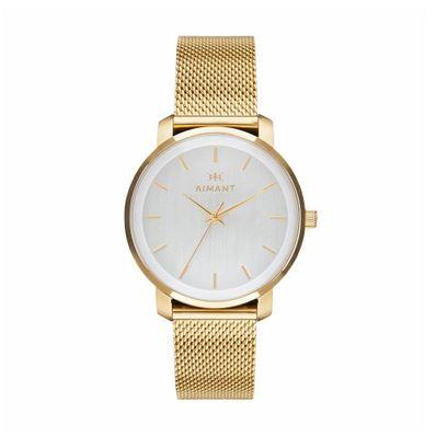 Reloj-para-Caballero-Aimant-Bali-Acero-Inoxidable-Gold-LBA-210SG-7G-W