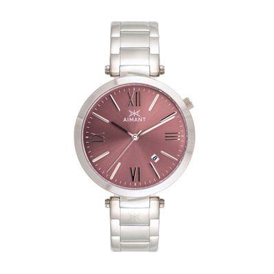 Reloj-para-Caballero-Aimant-Bora-LBO-120SS-4S-W