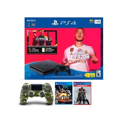 Play-Station-4-Sony-Edicion-Fifa20-1TB-Incluye-2-Controles-Inalambricos-Dualshock-2-Videojuegos-CUH-2215B-11