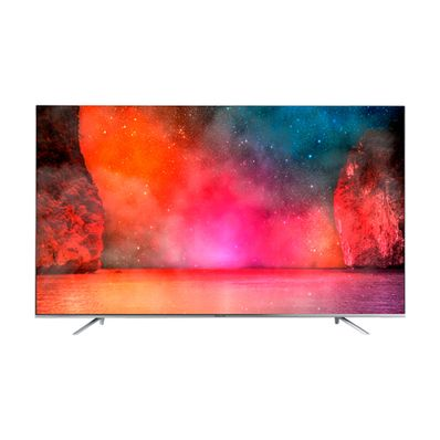 TV-LED-Smart-Indurama-T65000-65-4K-UHD-Linux-OS-Netflix-TV-Plateado