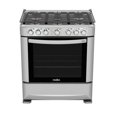Cocina-Mabe-EM7620SG0--6-Quemadores-30-Gris