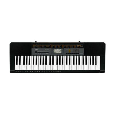 Teclado-Casio-CTK-2500-W-61-Teclas-Polifonia-48-Notas-Display-LCD-Negro