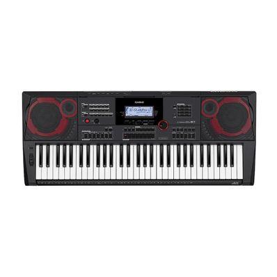 Teclado-Casio-CT-X5000-W-61-Teclas-Polifonia-64-Notas-Display-LCD-Multifuncional-Negro