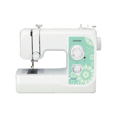 Maquina-de-coser-Brother-JS2135-W-P43205-35-Funciones-14-Puntadas-Blanco-con-Verde
