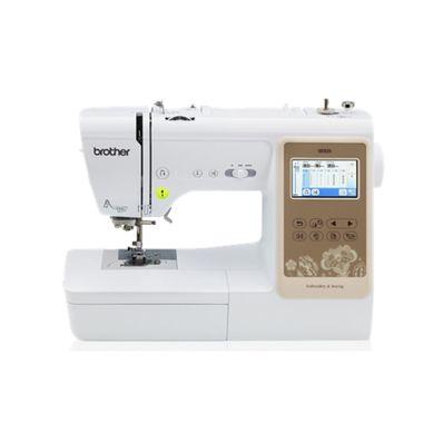 Maquina-de-coser-y-Bordar-Brother-SE625-W-P43205-103-Puntadas-Pantalla-Tactil-LCD-Blanco