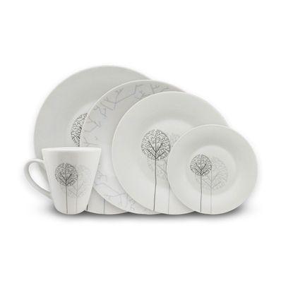 Juego-de-Vajillas-Redonda-Umco-20-Piezas-Porcelana-Blanco