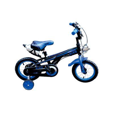 Bicicleta-para-Niño-GTI-Y08-B15012S-Aro-12-PortaTermo-Azul