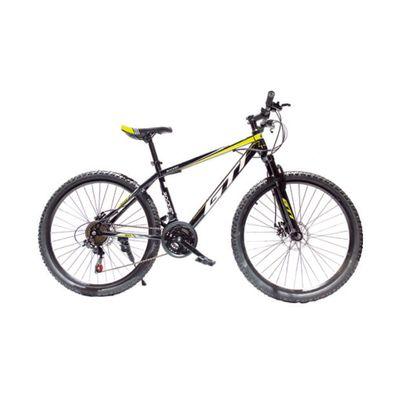 Bicicleta-GTI-Rocket-B15326C-Aro-26-aleacion-Ultraliviana-Negro-con-Amarillo