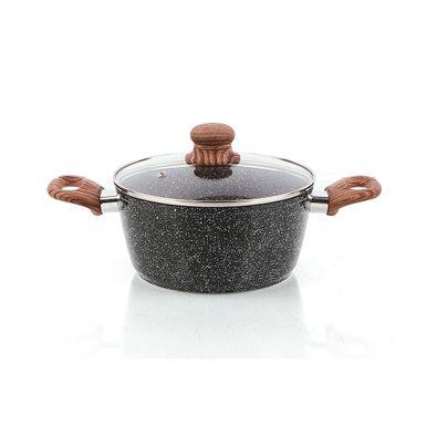 Olla-Cottura-Palermo-20-cm-2.5-Litros-Aluminio-Forjado-Negro-A101022-W