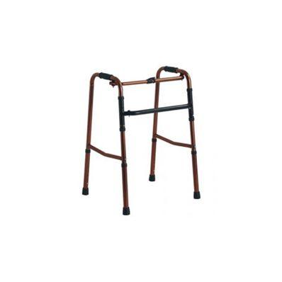 Andador-Plegable-Ortopedic-100-kg-Marco-Acero-Inoxidable-OP-AO-015-W