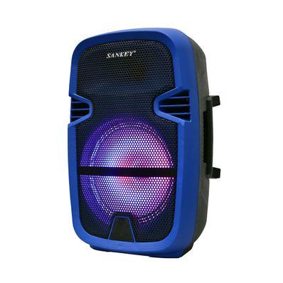 Parlante-Sankey-PA-8DC21L--8-18-Watts-Bluetooth-Iluminacion-LED-Negro