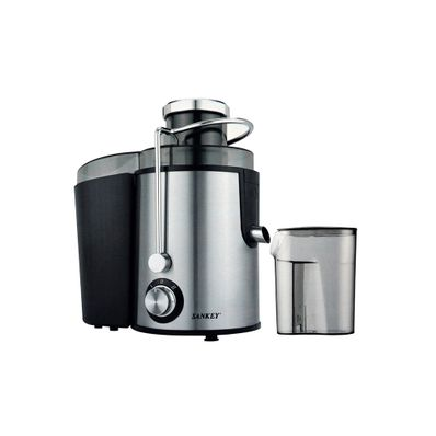 Extractor-de-Jugo-Sankey-XJ-8101-600-Watts-Diseño-Elegante-Negro