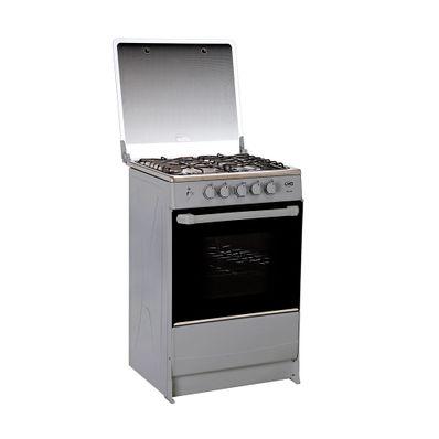 Cocina-a-Gas-SMC-SELINESILVER-24-4-Quemadores-Acero-Inoxidable-Silver