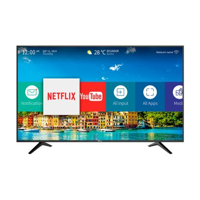 TV-LED-Smart-Riviera-DSU65HIK6155P-W-65-4K-UHD-WIFI-Netflix-Negro