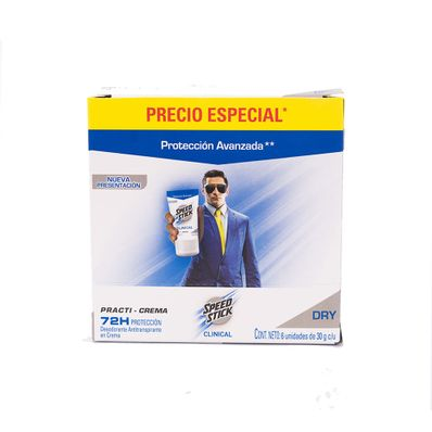 Desodorante-para-Caballero-Speed-Stick-Clinical-Dr-6-Unidades-30-g-Tubo-CP-7047-W