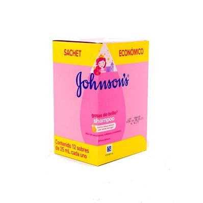 Shampoo-Johnsons-Gotas-de-Brillo-12-Unidades-25-ml-Sachet-JJ-9922-W