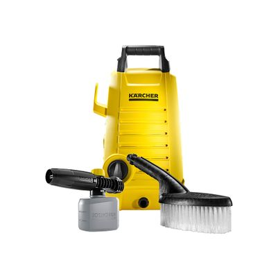 Hidrolavadora-K1-Karcher-9-812-077-0-1450-PSI-Incluye-Cepillo-y-Dispensador-de-Shampoo-Color-Amarillo