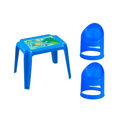 Combo-Infantil-Plapasa-1-Mesa-Picola-y-2-Sillas-Huevito-Azul-3058-ESC-AZPA-W