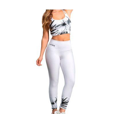 Legging-Dywear-P49438-Dry-Fit-Talla-Estandar-XS-hasta-M-Blanco