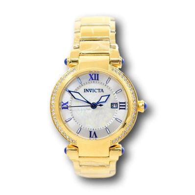 Reloj-para-Caballero-Invicta-Angel-Acero-Inoxidable-Gold-27083-W