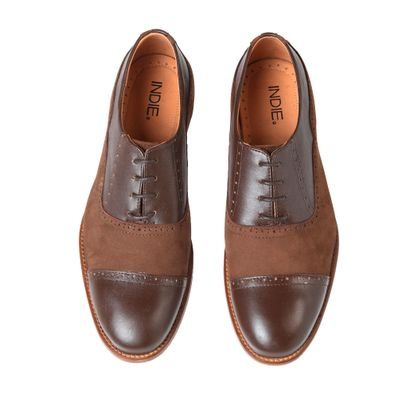 Zapato-Indie-Oxford-Mix-Marron