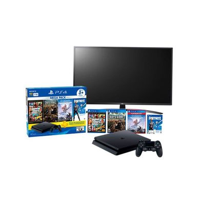 Play-Station4-Sony-Smart-TV-LG-43-HD-PS4-LG43-W