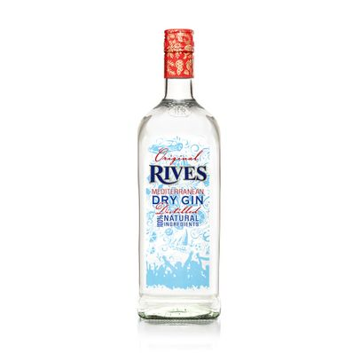 Gin-Rives-London