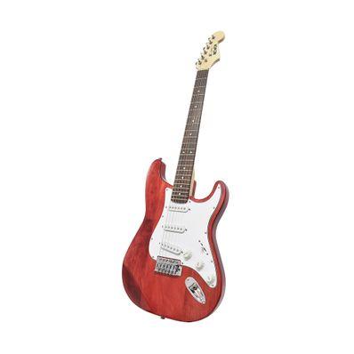 Guitarra-Electrica-Newen-ST-Rojo