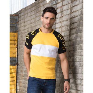 Camiseta-Mi-Angel-amarillo