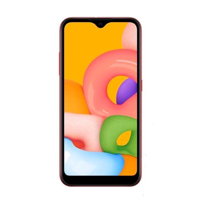 Celular-Samsung-A01-Rojo