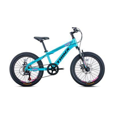 Bicicleta-Trinx-Kids-Junior-Turquesa
