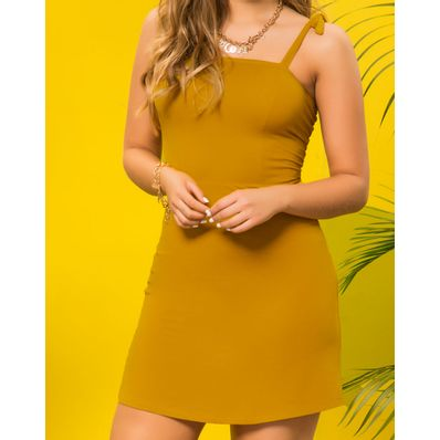 Vestido-Mistika-Color-Mostaza