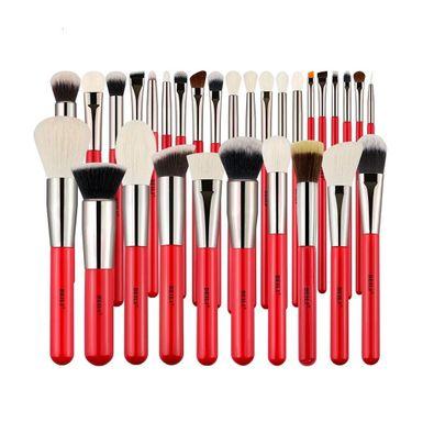 Set-de-Brochas-Beauty-Pro-Beili-Red