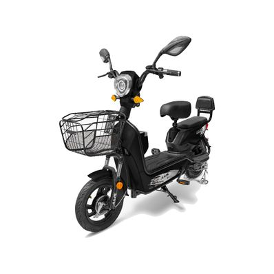Scooter-Electrico-AMS-Negro