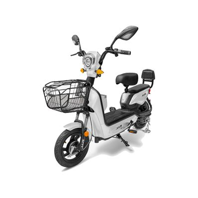 Scooter-electrico-AMS-Color-blanco