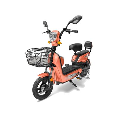 Scooter-electrico-AMS-Color-golden-rose
