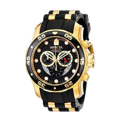 Reloj-para-Caballero-Invicta-Pro-Diver-Colletion-Black-Gold