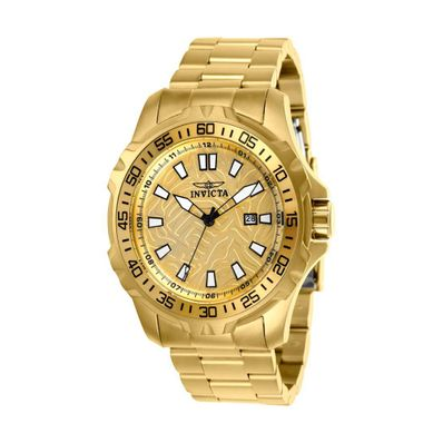 Reloj-para-Caballero-Invicta-Pro-Diver-Colletion-Gold