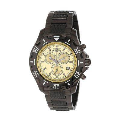 Reloj-para-Caballero-Invicta-Speciality-Beige-Black
