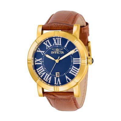 Reloj-para-Caballero-Invicta-Speciality-Brown-Blue