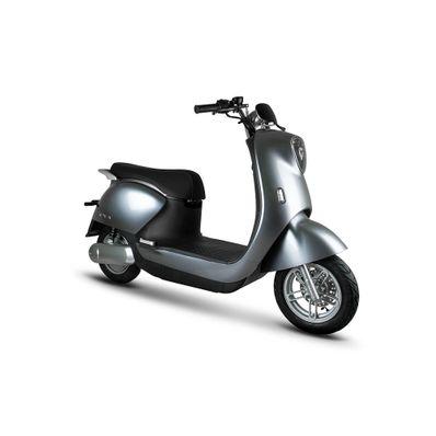 Scooter-Electrico-Yadea-Luna-Gris