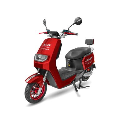 Scooter-Electrico-AMS-Sport-Power-Rojo