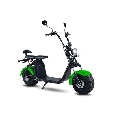 Scooter-Electrico-City-Coco-Color-Verde