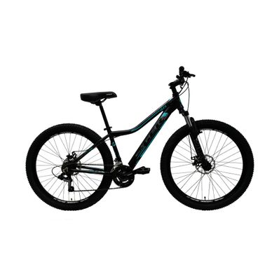 Bicicleta-GER-Miss-2.0-Color-Negro-con-turquesa