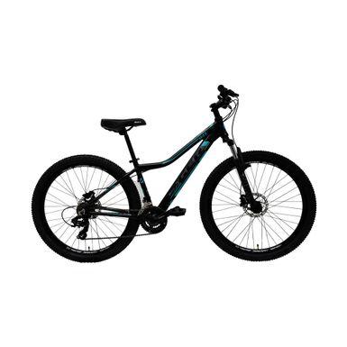 Bicicleta-GER-Miss-2.6-Negro-con-turquesa
